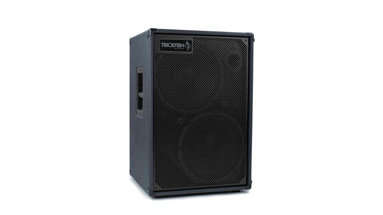 Trickfish Amplification Announces the TF212V Bass Cabinet