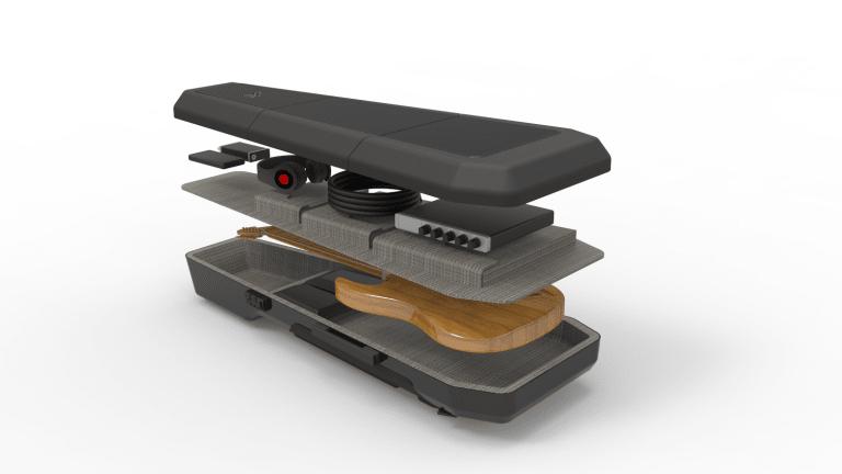 Gruv Gear Releases New Breakthrough Kapsule Hardshell Bass Case You Can Wear