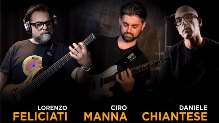 Lorenzo Feliciati to Play Mark Bass Showcase, Haakon Graf Trio Performance
