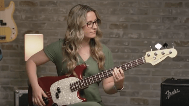 Trying to Pick the Perfect Bass Amp? Fender is Here to Help (Video)