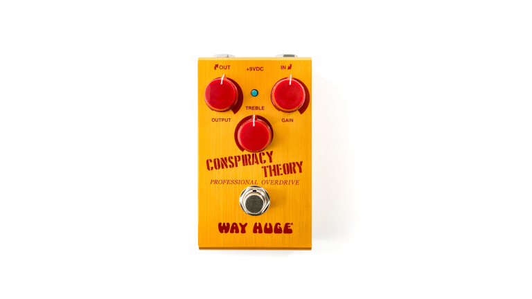 Way Huge Releases Conspiracy Theory Professional Overdrive