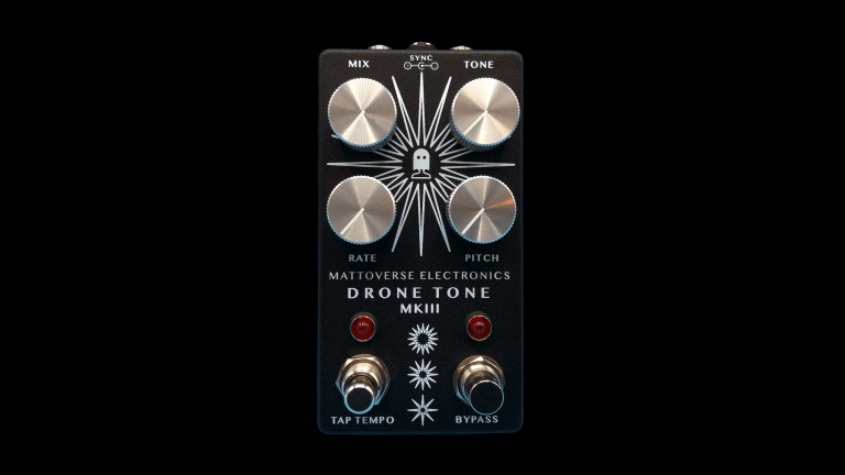 Mattoverse Electronics Releases the Drone Tone MKIII