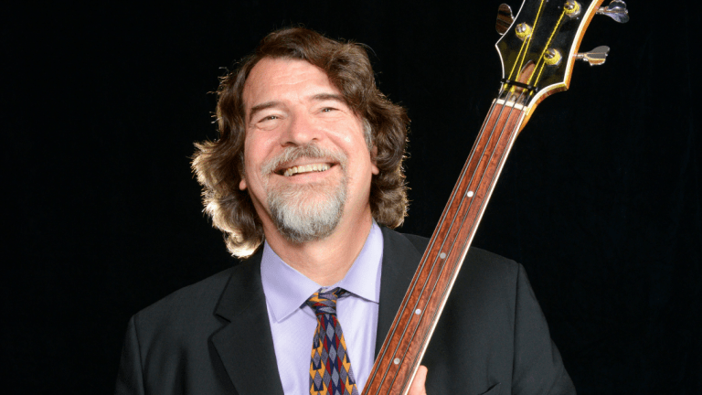 Bass Magazine Check-In With Chris Brubeck