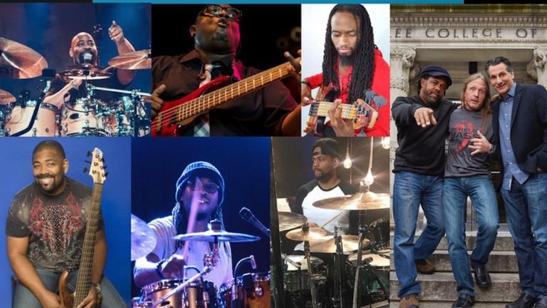 Berklee Bass Presents Gospel Rhythm: Bass and Drum Pioneers and Practitioners Webinar