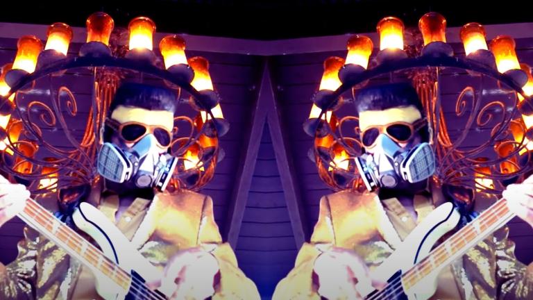 "Watch Les Claypool, Danny Carey, Claudio Sanchez, and Bill Kelliher Cover Rush's ""Anthem"""