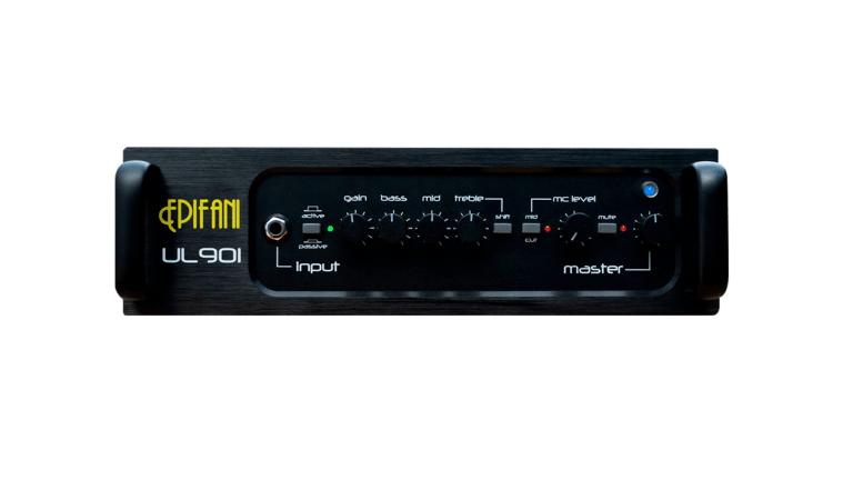 Review: Epifani UL901 Bass Amp