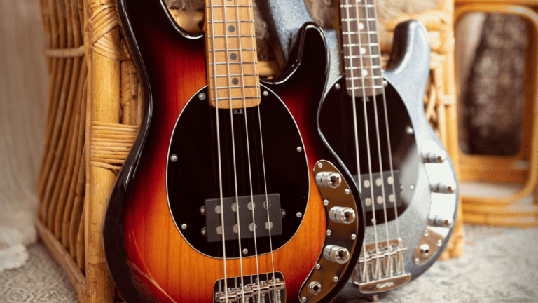 Ernie Ball Music Man Releases 2020 Short Scale StingRay Bass Collection