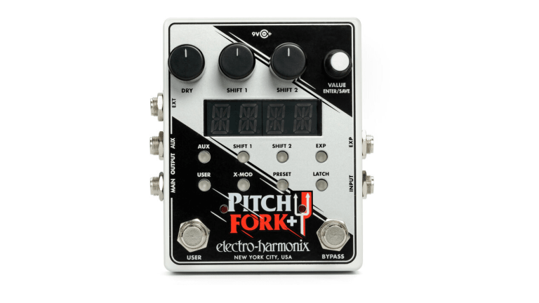 Electro-Harmonix Unveils the Pitch Fork+