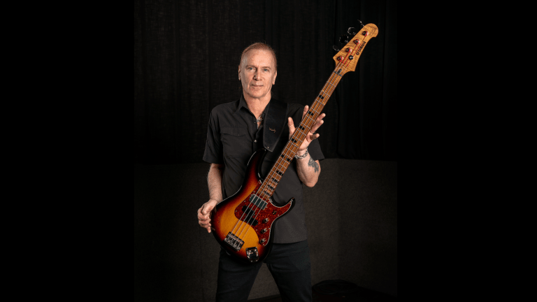Yamaha Celebrates 30 Years of Billy Sheehan Signature Series With Limited Edition Attitude