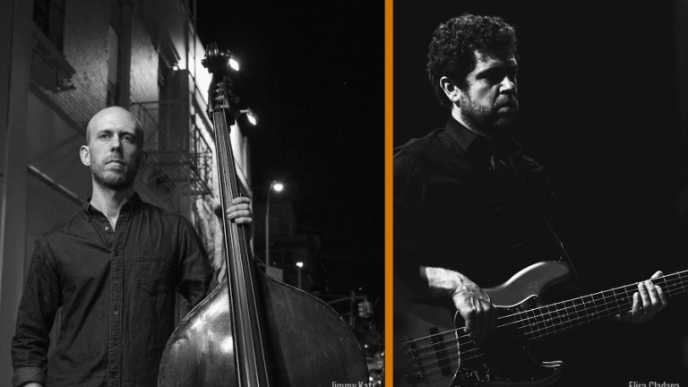 Matt Brewer and Orlando le Fleming Offer Bass Masterclass