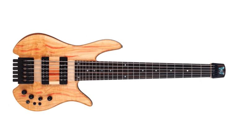 Fodera Announces Tony Grey Signature Monarch 6 Elite Headless Bass