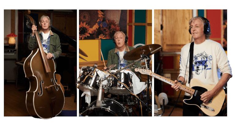 Paul McCartney Announces New Album, McCartney III, Out December 11th