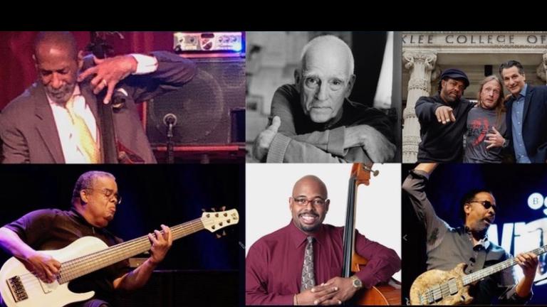 Berklee Presents Bass Giants: Carter, Clarke, Swallow, Jackson, McBride Webinar