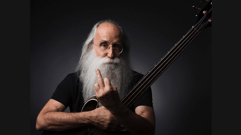 """Bass Icon Leland Sklar Launches Highly Anticipated New Book """"Everybody Loves Me"""""""