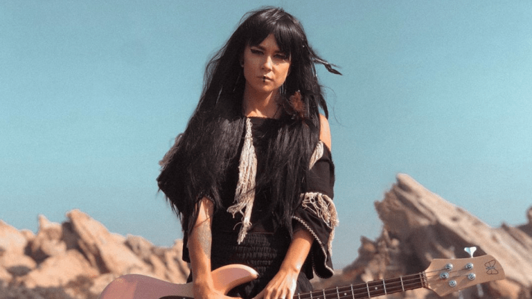 "Mai Leisz Releases New Song ""Raven"""