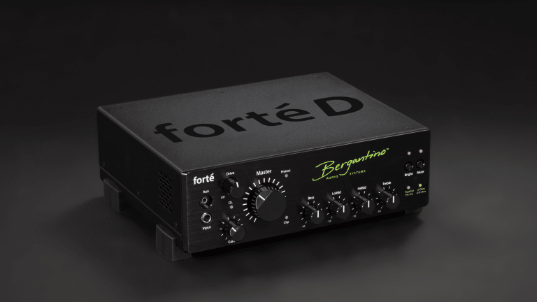 Bergantino Audio Systems Announces the New Forté D