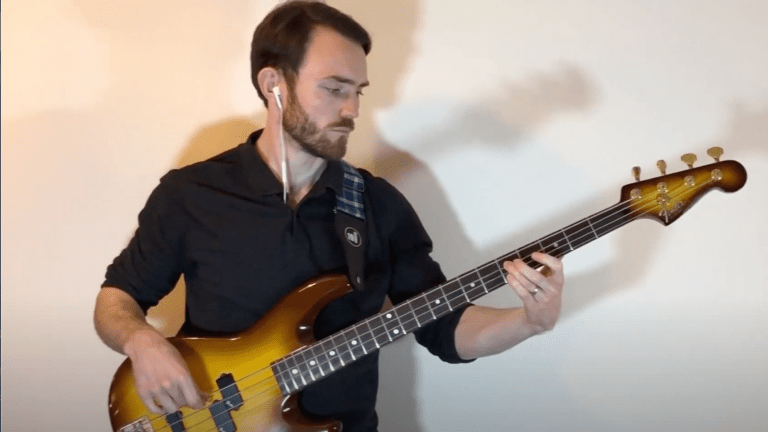 Jordan Hepburn Releases New Solo Bass Videos