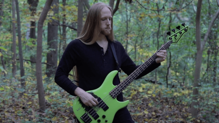 "Watch Jeff Hinz of The Unbroken's Bass Playthrough of ""Nothing Left To Sell"""