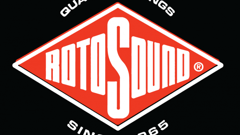 Rotosound Kick-Starts BrandingRedesign with Launch of New Website