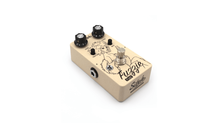 Sitek Guitar Electronics Unveils the Fuzzie Germanium Fuzz V2