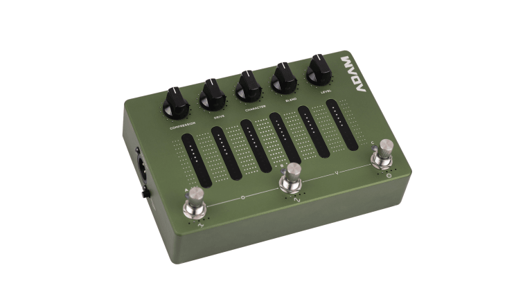 Darkglass Electronics Releases the ADAM Distortion Pedal