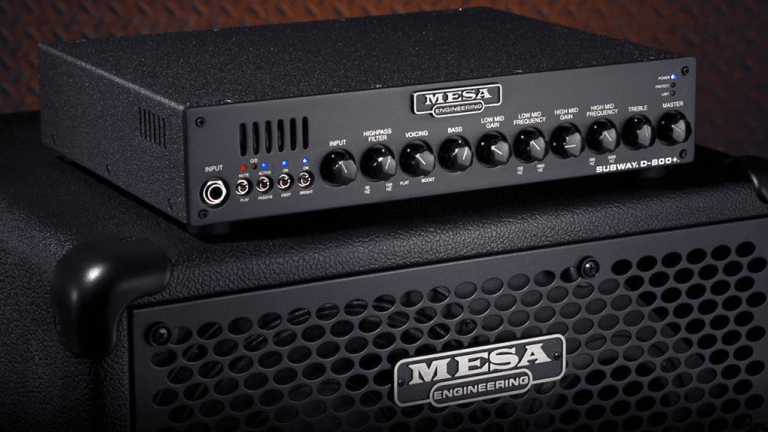 Gibson Announces the Addition of Mesa/Boogie Amps