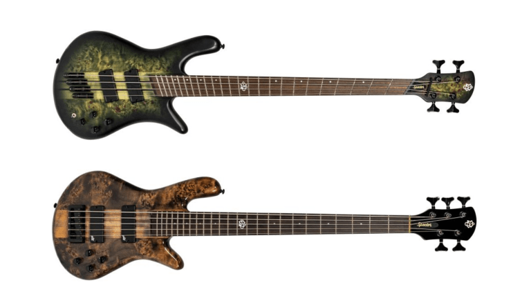 Spector Introduces New NS Dimension and NS Ethos Basses