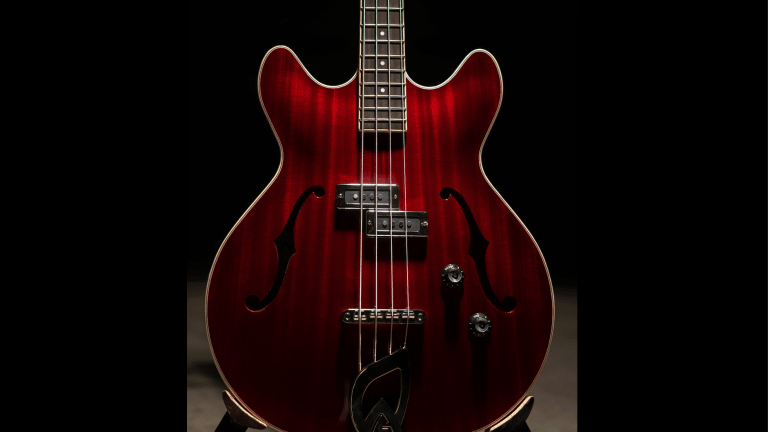 Guild Launches Iconic Starfire I Bass