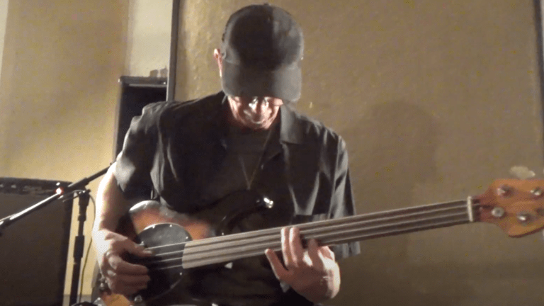 """Pino Palladino Releases Video For """"Man From Molise"""" With Blake Mills and Sam Gendel"""