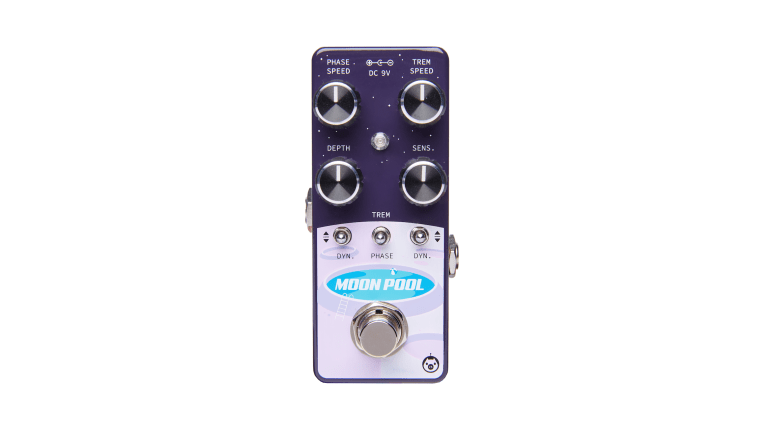 Pigtronix Releases Moon Pool Tremvelope Phaser
