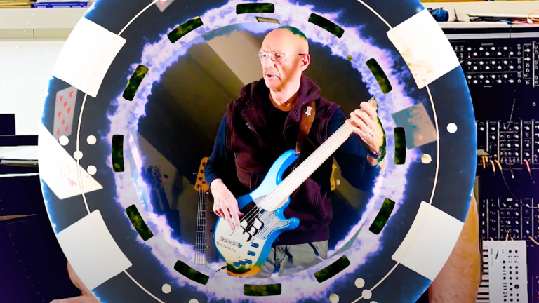 """Tony Levin and Liquid Tension Experiment Release Video for """"Beating The Odds"""""""