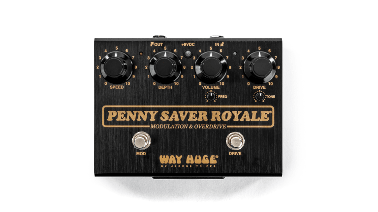 Way Huge Releases Penny Saver Royale Modulation & Overdrive