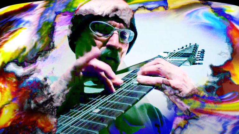"""Tony Levin and Liquid Tension Experiment Release Video for """"Hypersonic"""" (Watch)"""