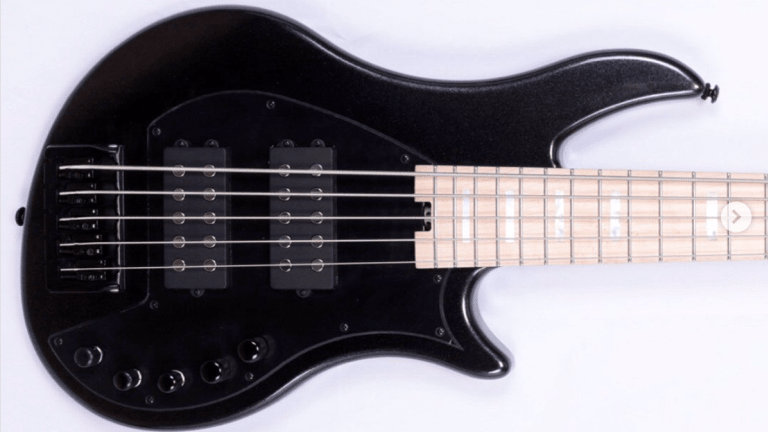 Balaguer Guitars Releases New Monoceros Bass