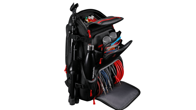 D'Addario Releases the Blackline Gear Transport Pack