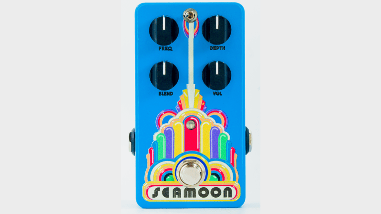 Alpha Distribution Releases the Seamoon Funk Machine Envelope Filter