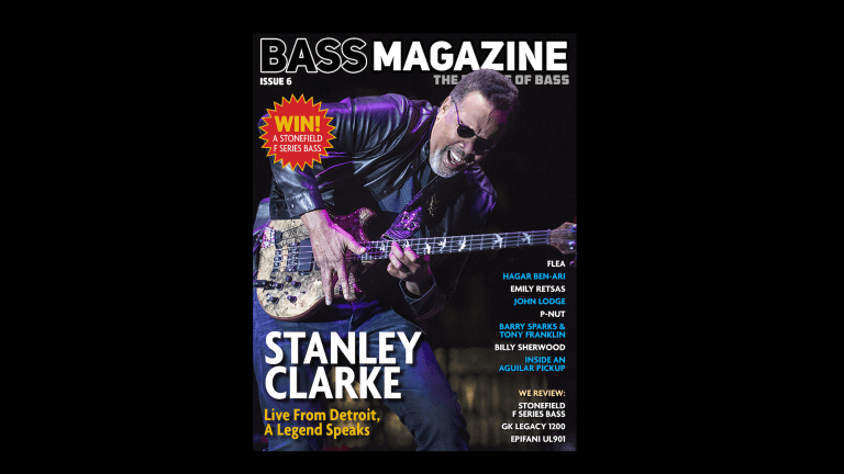 Bass Magazine – Issue Six