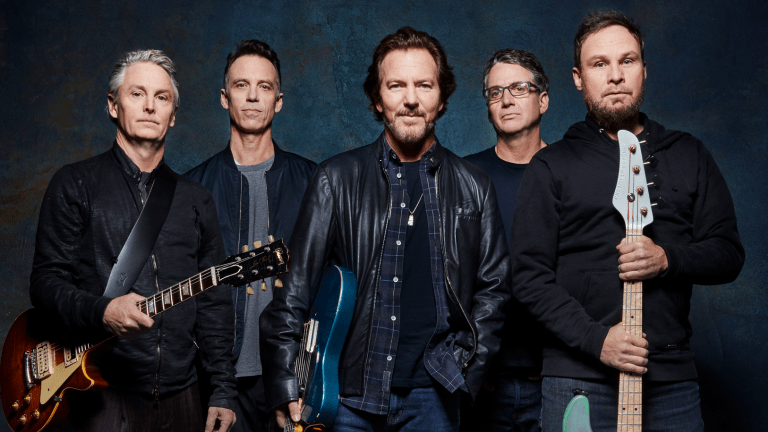 Pearl Jam Releases New Album Gigatron Today