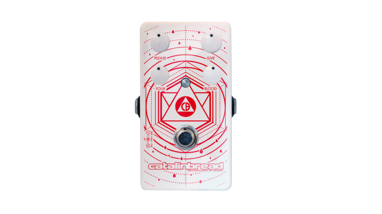 Catalinbread Donates All Sales of Blood Donor Pedal to The American Red Cross
