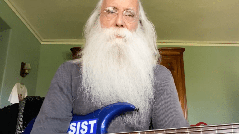 Bass Magazine Lockdown Check-In With Leland Sklar