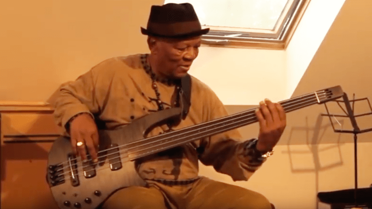 Bass Magazine Lockdown Check-In With Bakithi Kumalo