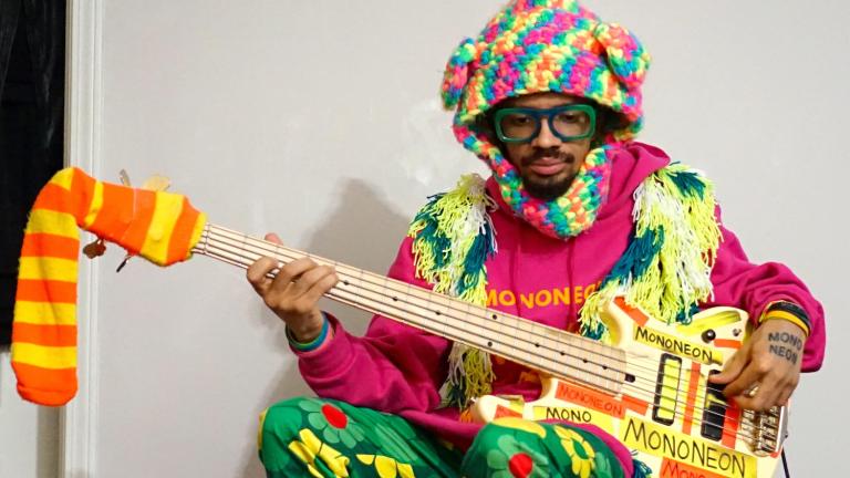 Bass Magazine Lockdown Check-In With MonoNeon