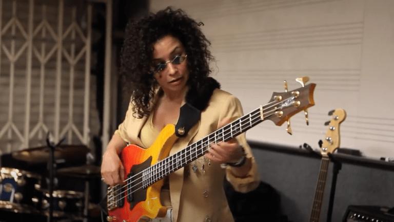 Bass Magazine Lockdown Check-In With Rhonda Smith
