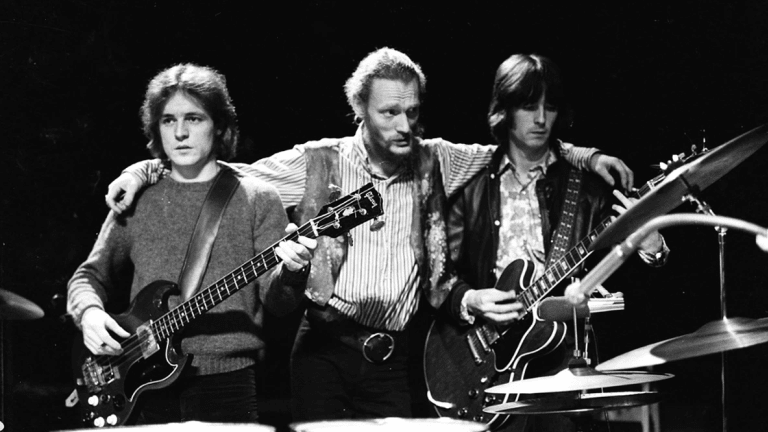Review: Cream Says Goodbye... Again