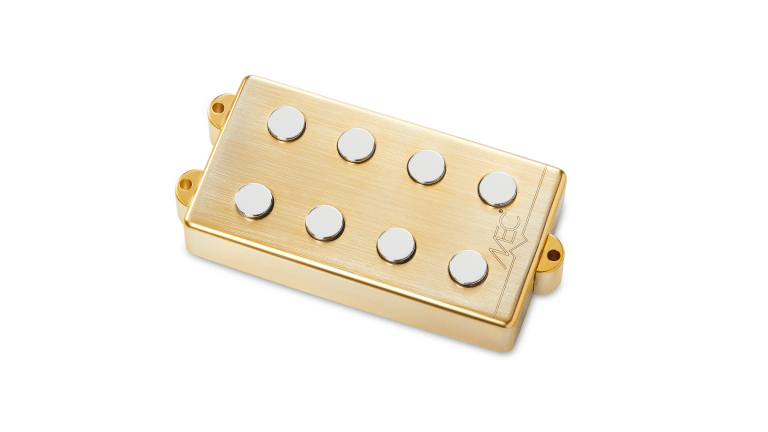 Warwick's MEC Bass Pickups With Brushed Metal Housings Now Available