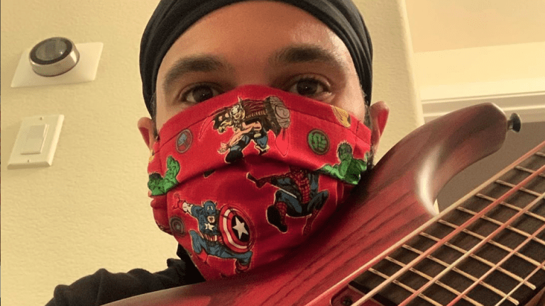 Bass Magazine Lockdown Check-In With Bubby Lewis
