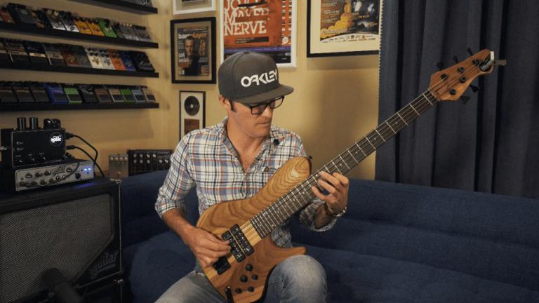 Bass Magazine Lockdown Check-In With Janek Gwizdala