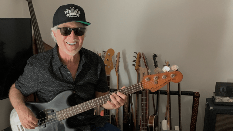 Bass Magazine Lockdown Check-In With Bob Glaub