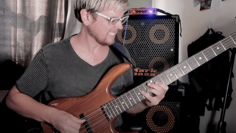 "Watch Evan Marien's Bass Playthrough of ""Levitation 2"""