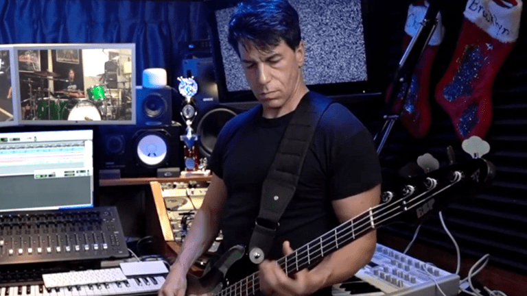 """Phil Buckman Performs Muse's """"Hysteria"""" With an All-Star Lineup (Watch)"""